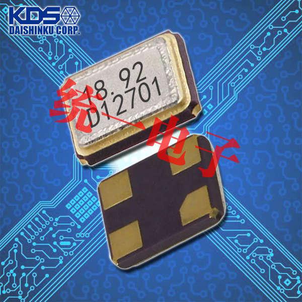 KDS晶振,石英晶振,DSX1210A晶振