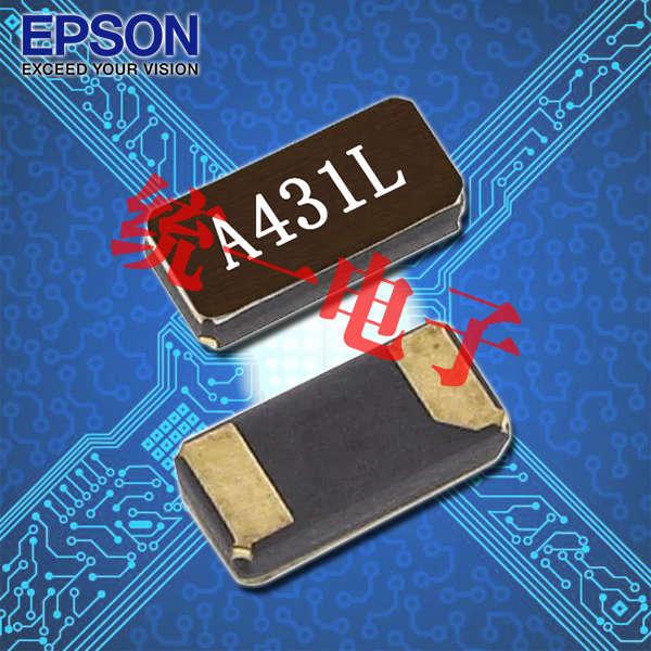 爱普生晶振,贴片晶振,FC1610AN晶振,陶瓷面二脚贴片晶振