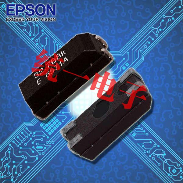 爱普生晶振,贴片晶振,MC-406晶振,MC-406 32.768K-A3:ROHS晶振