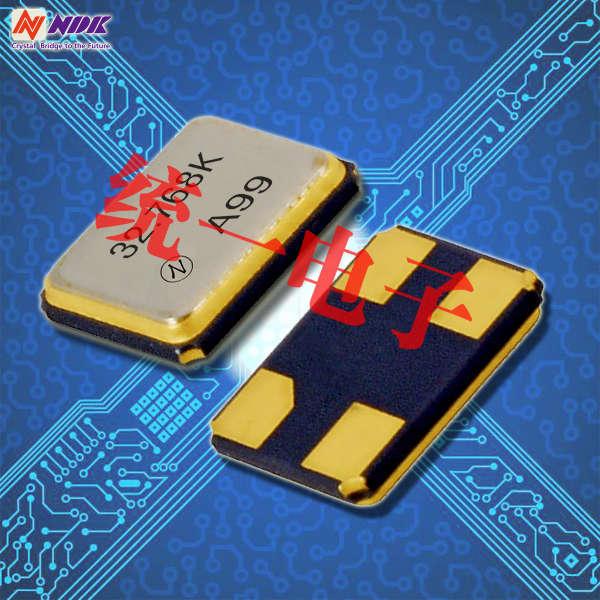 NDK晶振,谐振器,石英晶振,NX1612SA晶振
