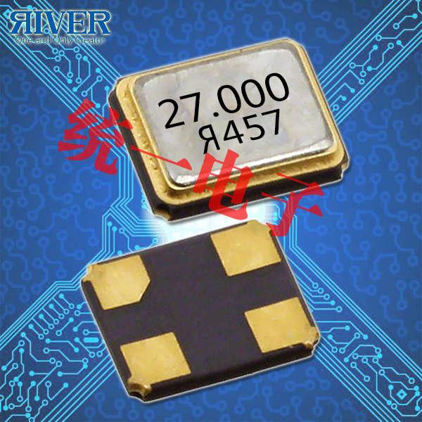 大河晶振,贴片晶振,FCX-06晶振