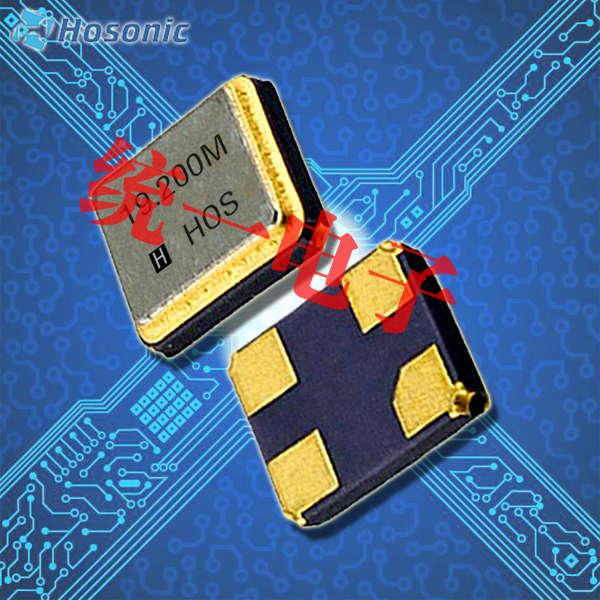 鸿星晶振,贴片晶振,HCX-2SB晶振,石英晶体谐振器