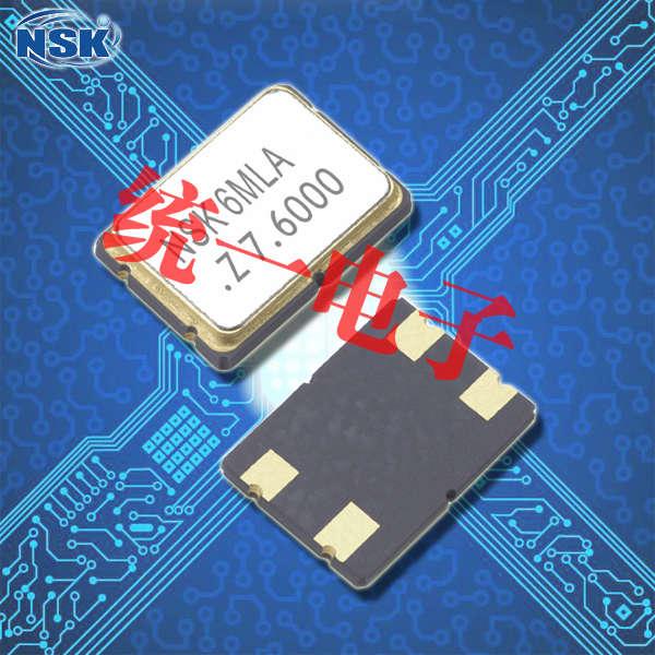 津绽晶振,贴片晶振,NXD-75晶振,石英晶振