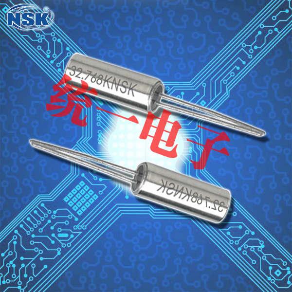 津绽晶振,圆柱晶振,NXG 2-6晶振