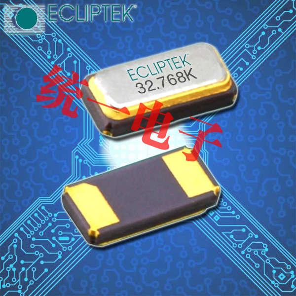 日蚀晶振,贴片晶振,E8WSDC12-32.768K晶振,石英晶体谐振器