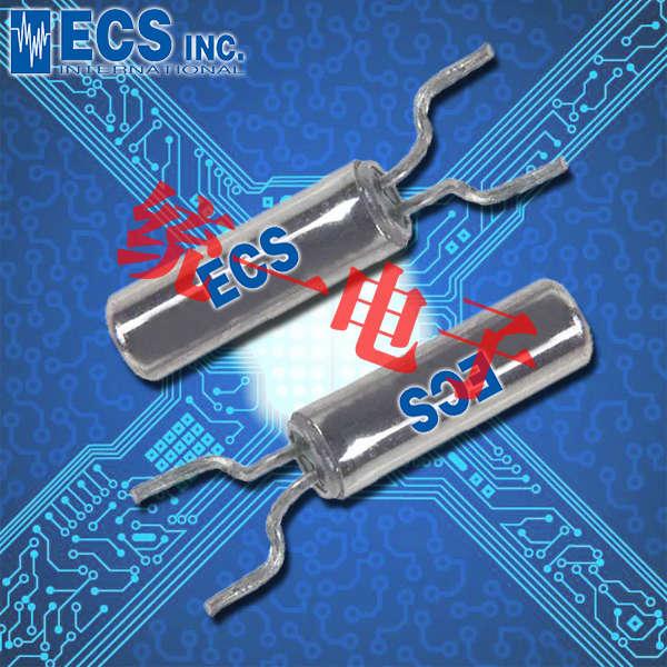 ECS晶振,石英晶振,ECS-2X6-FLX晶振,ECS-.327-6-13FLX-TR晶振