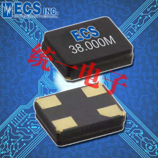 ECS晶振,贴片晶振,ECX-53B晶振,ECS-250-8-30B-CKM晶振