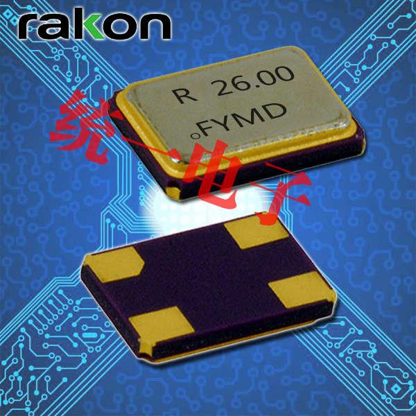 瑞康晶振,贴片晶振,RGX-3晶振,石英晶体谐振器