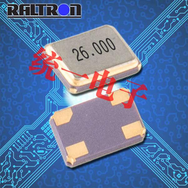 拉隆晶振,贴片晶振,RH100晶振,石英晶体