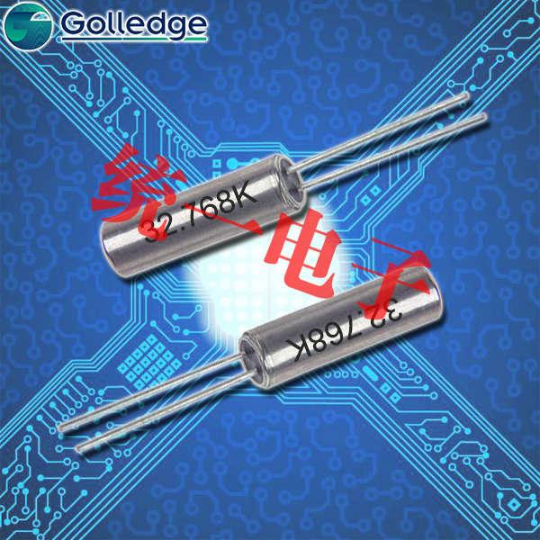 Golledge晶振,圆柱晶振,GWX-26晶振,石英晶体谐振器