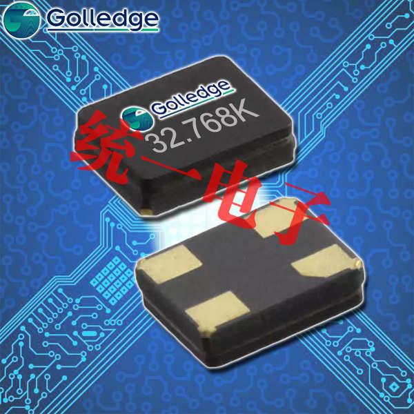 Golledge晶振,贴片晶振,CC6A晶振