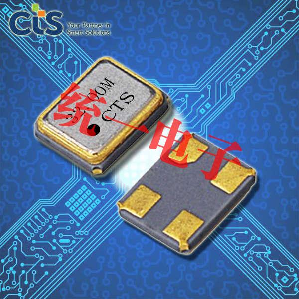CTS晶振,贴片晶振,425晶振,425F22A016M3676晶振