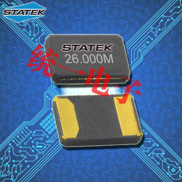 Statek晶振,石英晶振,CX18晶振,进口无源晶振