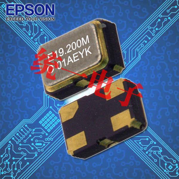 有源晶振,温补晶振,爱普生晶振,TG5032CFN晶振