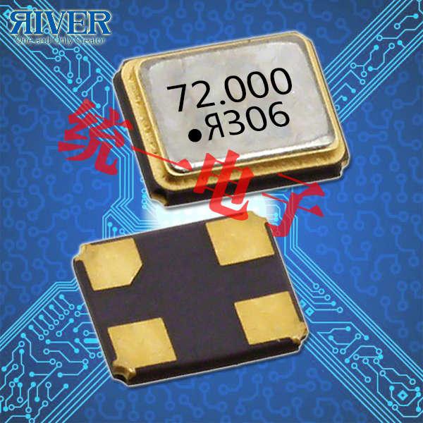 大河晶振,贴片晶振,FCXO-05C晶振