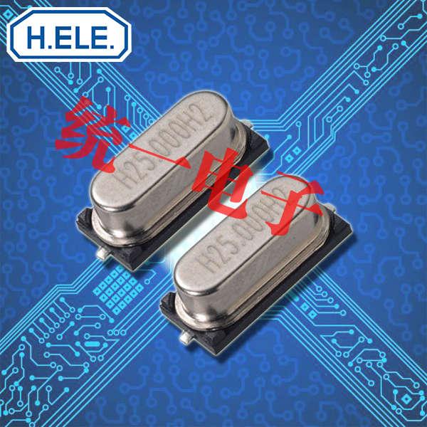 加高晶振,贴片晶振,SMD-49晶振