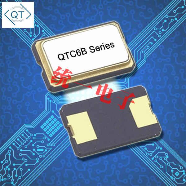 QuartzChnik晶振,贴片晶振,QTC6B晶振