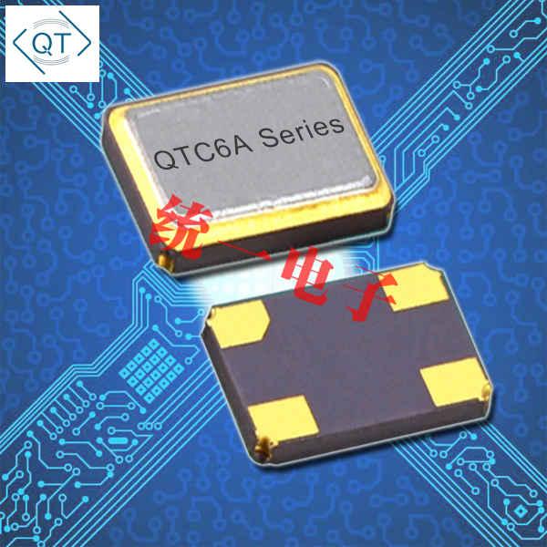 QuartzChnik晶振,贴片晶振,QTC6A晶振