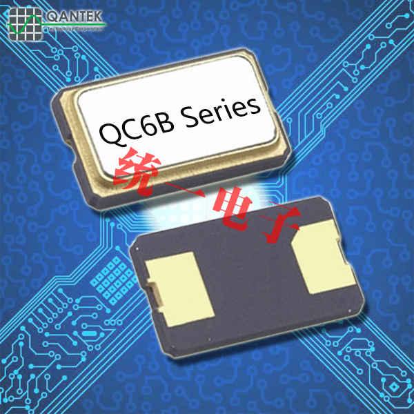 QANTEK晶振,贴片晶振,QC6B晶振