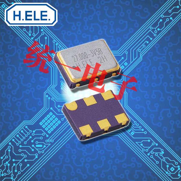 加高晶振,贴片晶振,HSV753S晶振