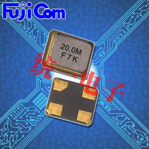 富士晶振,贴片晶振,FSX-2M晶振