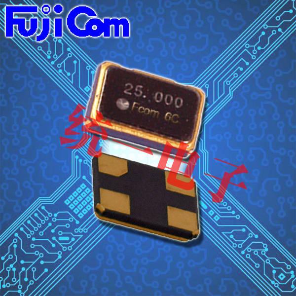 富士晶振,贴片晶振,FSX-5M晶振