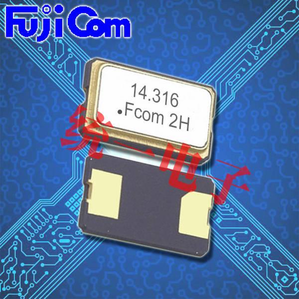 富士晶振,贴片晶振,FSX-6M2晶振