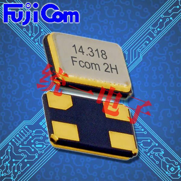 富士晶振,贴片晶振,FSX-6M晶振