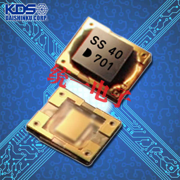 KDS晶振,有源晶振,DS1008JS晶振