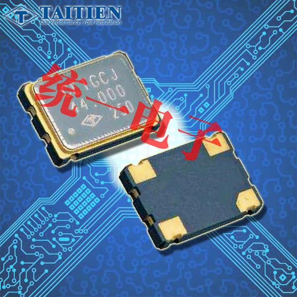 泰艺晶振,贴片晶振,OC晶振,OCETDLJANF-25.000000晶振