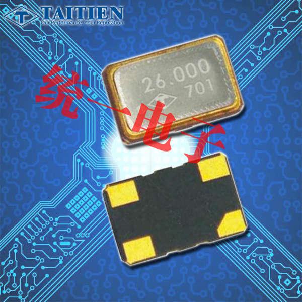 泰艺晶振,压控晶振,TY晶振,TYEAPLSANF-40.000000晶振