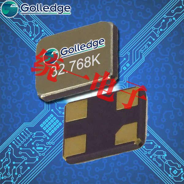 Golledge晶振,32.768K晶振,GAO-3201晶体