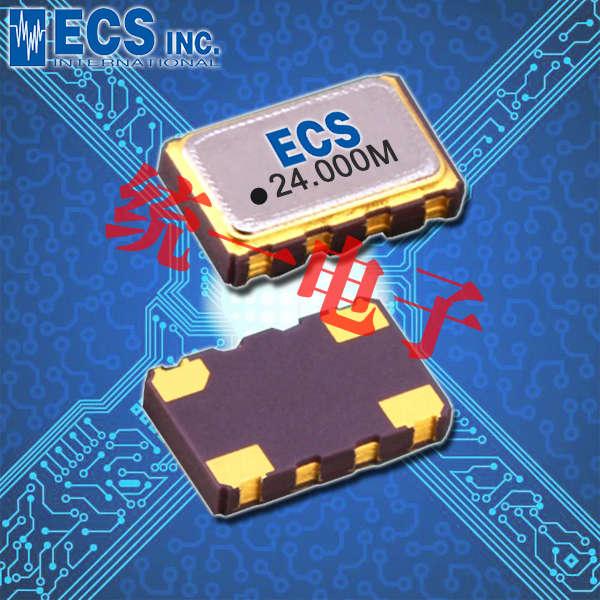 ECS晶振,CMOS输出晶振,ECS-3250SS低电压振荡器