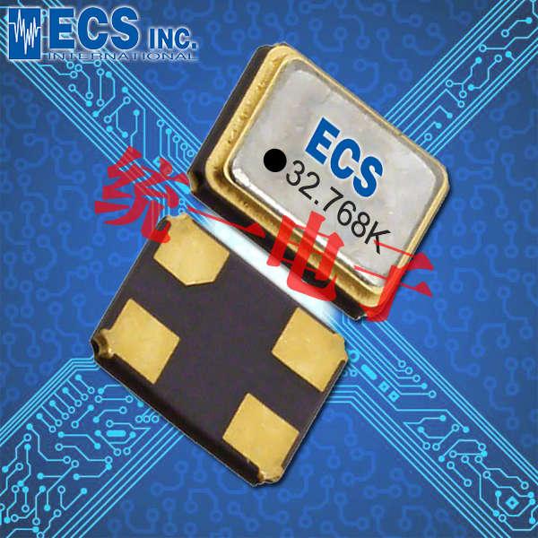 ECS晶振,有源晶振,ECS-327KE进口振荡器