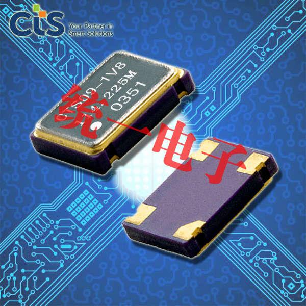CTS晶振,进口有源晶振,636高性能晶振