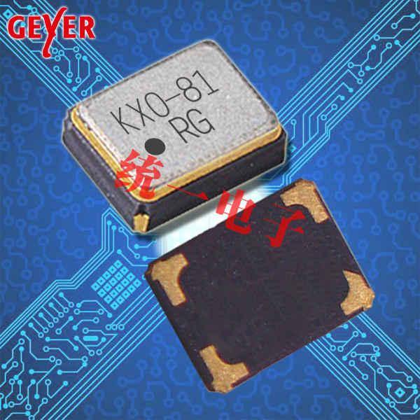 GEYER晶振,温补晶振,KXO-81振荡器