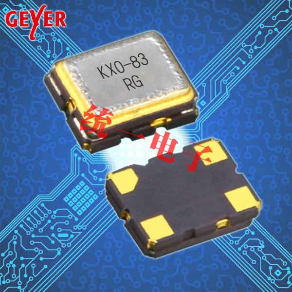 GEYER晶振,VC-TCXO晶振,KXO-83石英晶振