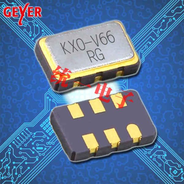 GEYER晶振,VCXO晶振,KXO-72环保晶振