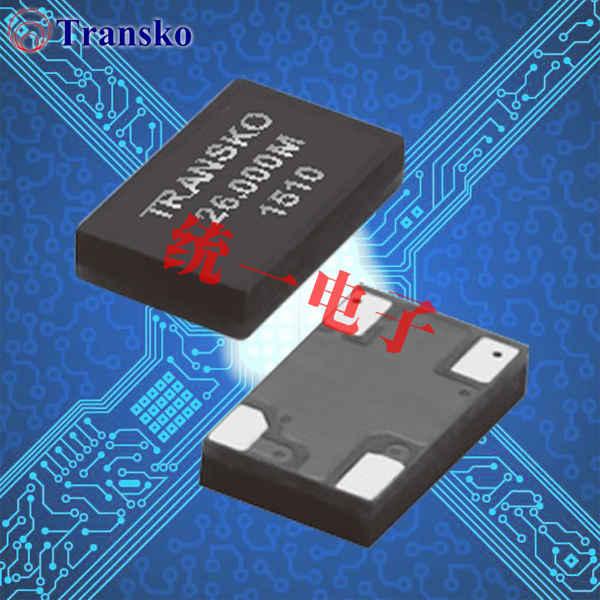 Transko晶振,TCXO晶体振荡器,TE-J压控温补晶振