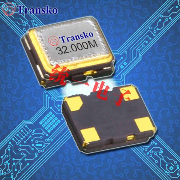 Transko晶振,TCXO晶体振荡器,TX-N石英振荡子