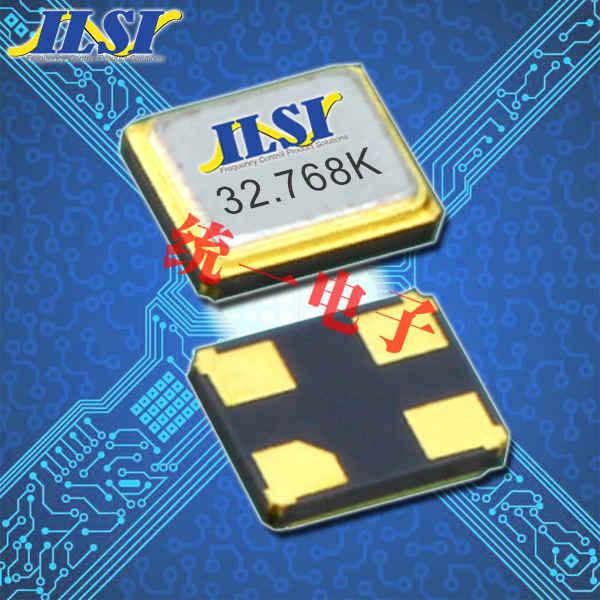 ILSI晶振,耐高温晶振,ISM34低电压振荡器
