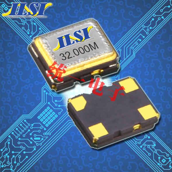 ILSI晶振,VC-TCXO晶振,I733石英晶体振荡器