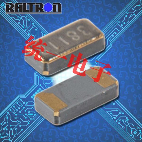 Raltron晶振,石英贴片晶振,RT4115晶体